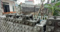 Dự án con tiện lan can tại Cầu dẫn Hải Tiến