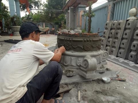 Chuyên cung cấp phù điêu trang trí nhà Tân cổ điển