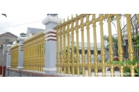 Hàng rào bê tông ly tâm Công Tước