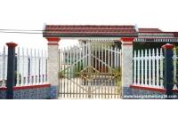Hàng rào bê tông ly tâm Trụ Tháp
